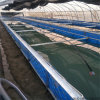 帆布水箱刀刮布水池 水蛭養殖專用池 螞蟥