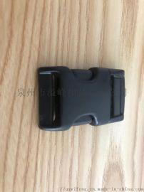 厂家供应塑料战术腰带扣 塑料插扣 户外背包扣具配件