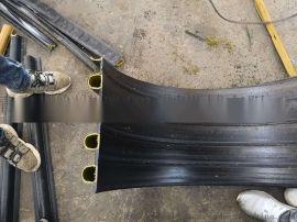 PE PP双塑复合缠绕排污管生产线