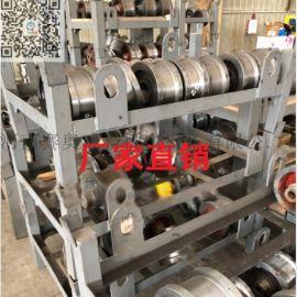 欧式端梁运行机构 SWA20BF1φ200 F系列 被动车轮组 球墨铸铁