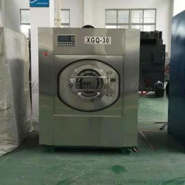 多种规格全自动洗脱机大型洗衣房洗涤设备洗脱两用机
