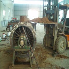 猪粪有机肥设备生产线 配置方案