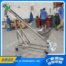厂家直销螺杆送料机,螺旋管式送料设备