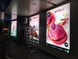 LED广告卡布换画式软膜卡布灯箱厂家直销