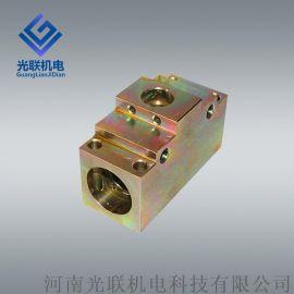 矿用回液三通断路阀 矿用综采液压管件阀