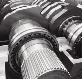 【瑞赛克】RDS40100双轴撕碎机|油桶撕碎机|易拉罐撕碎机