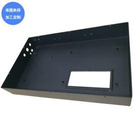 铝合金面板加工大型电子通信设备零件机加工