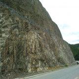 山東編織鋼絲繩網 邊坡防護結構 山坡防護網