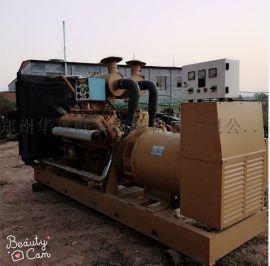 静音型上柴旧柴油发电机组租赁