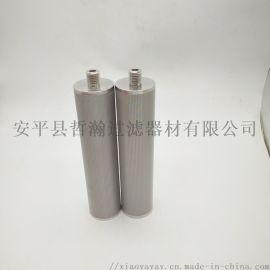 厂家定制304烧结网滤芯 空气滤芯 仓顶除尘滤芯