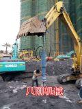 桩头混凝土胀裂拆除液压劈裂机