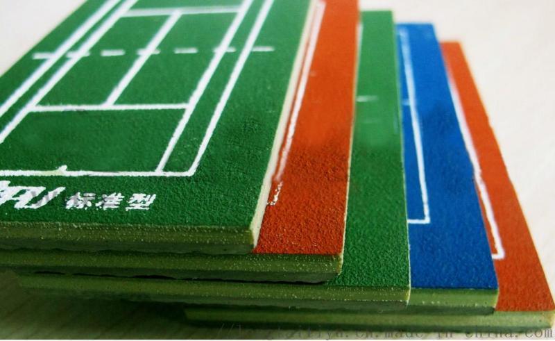 标准塑胶跑道施工 硅PU篮球架场地 足球场草坪