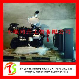 原裝正品 康明斯4缸柴油發動機 210馬力 教學機