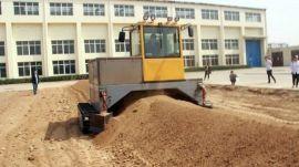 深圳高产量履带式翻堆机优势在哪?