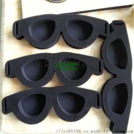 3D立体无痕遮光海绵眼罩 EVA热压眼罩 厂家定制