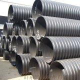 埋地排水用钢带增强聚乙烯螺旋波纹管材