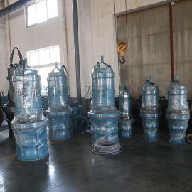 大型潜水泵_QZB轴流泵_海水淡化用轴流泵