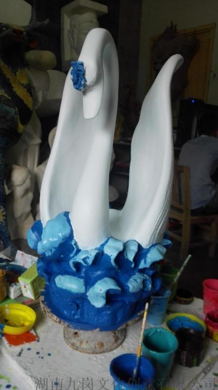 玻璃钢大型雕塑 湖南雕塑 厂家雕塑