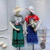 韩国女装可路莎女装尾货女式毛呢外套民族风女装品牌东莞地摊尾货市场