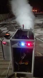 三門峽燃油型蒸汽發生器多少錢一臺