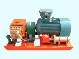 脉冲式煤层注水泵
