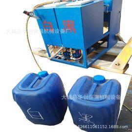 低压聚氨酯发泡机 铝型材保温填充浇注机 自动计时计量混合操作