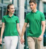 POLO衫定制纯  女装夏季T恤订制工作服广告文化衫短袖定做印字