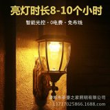 太陽能壁燈陽能燈戶外壁燈別墅家門燈景觀花園燈院外牆壁燈