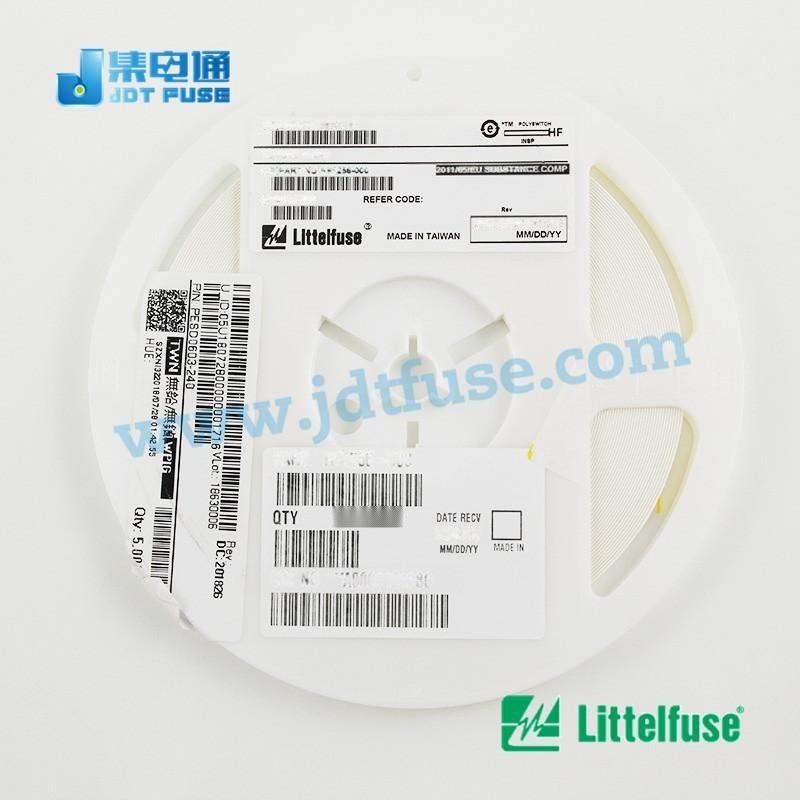 PESD0603-240 ESD一级****力特LITTELFUSE静电 PESD设备