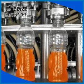 果汁灌装机 液体果汁三合一灌装机