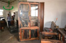 船木玻璃柜 船木展柜 船木货柜 船木家具 船木柜子订做