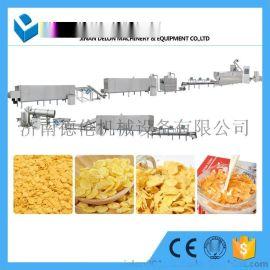 山东DL56营养早餐玉米片生产线