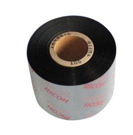 全树脂碳带B110CR ,工厂定做规格,不干胶碳带