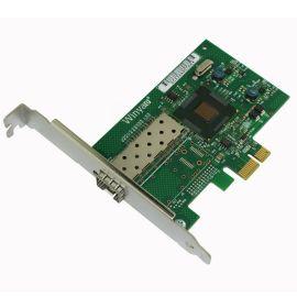 Winyao WY576F1SFP PCI-E X1千兆光纤网卡