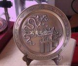 订做金属奖盘,锌合金纪念盘,找做纪念盘厂家