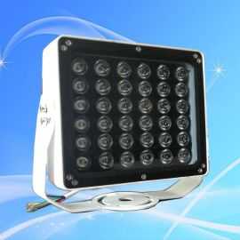 单双车道 大功率白光LED频闪灯/高清监控补光灯/交通系统集成CMOS