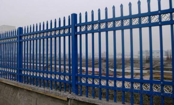 鐵藝圍欄網,上海鐵藝圍欄網,鐵藝圍欄網(四橫槓)