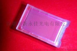 進口850nm複眼透鏡鐳射勻化透鏡鐳射整形鐳射夜視勻化點陣列