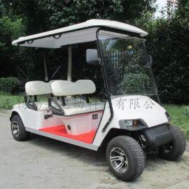苏州昆山4座电动高尔夫球车,景区观光电瓶车,校园游览巡逻车