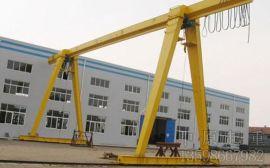 MH5吨电动葫芦单梁门式起重机,5吨龙门吊