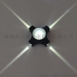 5W LED十字星光灯