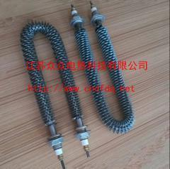 供应不锈钢散热片管 空气加热管