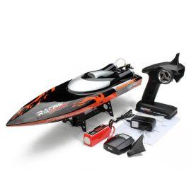 飞轮FT010遥控船 水冷系统翻正 高速快艇模型遥控玩具