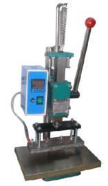 手压台式木制品烙印机 手压式商标LOGO烫印机 塑料烫标机厂家直销