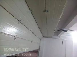 车库自动门,翻板车库门,广州车库卷闸门,奥兴门业