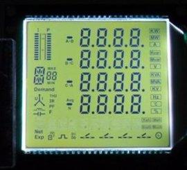 电力仪表LCD液晶显示屏HCS9013