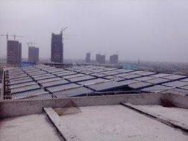 上海镁双莲太阳能热水器工程公司
