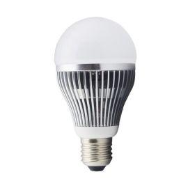 鳍片式E27,5WLED球泡灯