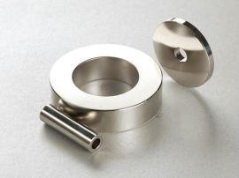 供应圆形磁钢 圆形磁铁 圆 形钕铁硼磁钢