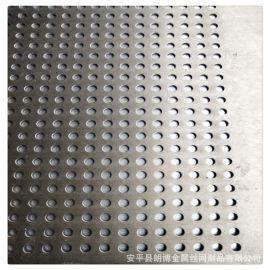 厂家生产不锈钢穿孔板  8孔4距圆孔冲孔网